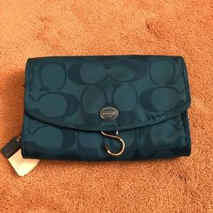 COACH Signature Fabric Travel/Weekend